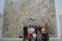 Visiting the Ara Pacis