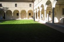 Cloister, Ravenna