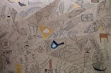 Paladino mosaic, Ara Pacis,Rome